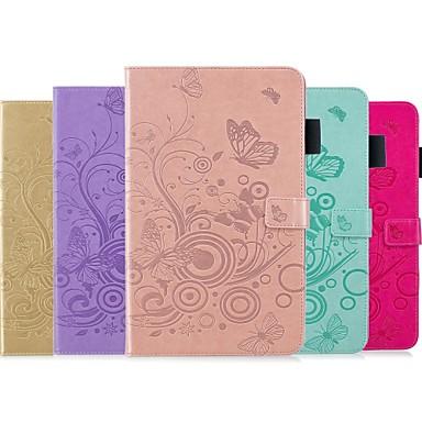 Θήκη Za Huawei MediaPad M5 10 (Pro) / MediaPad M5 8 Novčanik / Utor za kartice / sa stalkom Korice Rukav leptir Tvrdo PU koža