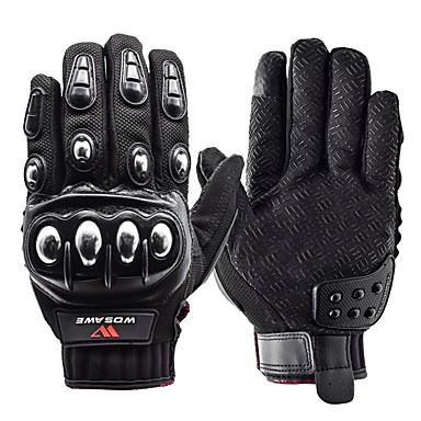 WOSAWE Zaštitna oprema motocikla za Sve EVA pjena / Polyster / Legura S vrhovima prstiju / Otporno na trešnju / Dodirni senzor