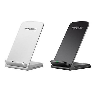 شاحن لاسلكي شاحن USB عالمي qc 3.0 غير مدعوم 5 a dc 9v لآيفون xr xs max / iphone 8 plus / iphone 8 / samsung galaxy s10 s10 + s10e s9 / xiaomi mi 9 mix 3 2s