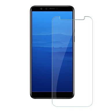 olcso Huawei képernyővédők-HuaweiScreen ProtectorY9 (2018)(Enjoy 8 Plus) 9H erősség Kijelzővédő fólia 1 db Edzett üveg