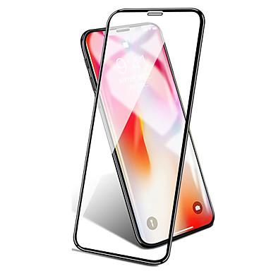 voordelige iPhone screenprotectors-AppleScreen ProtectoriPhone XS High-Definition (HD) Voorkant screenprotector 2 pcts Gehard Glas