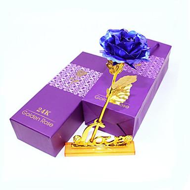 Umjetna Cvijeće 1 Podružnica Klasični Stilski Suvremena suvremena Roses Cvjeće za stol