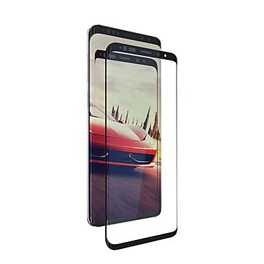 Screen Protector za Samsung Galaxy Note 9 Kaljeno staklo 1 kom. Prednja zaštitna folija Έκρηξη απόδειξη / Otporno na ogrebotine / 3D zaobljeni rubovi