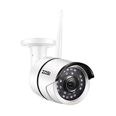zosi® bežična sigurnost ip camera1080p full hd vanjski vremenski otpor wifi ip nadzor bullet kamera detekcija pokreta alarm