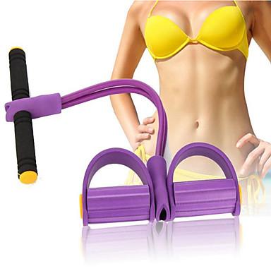 olcso Fitnesz szalagok-Fitnesz pántok erősítéshez Mix Izomfeszesítő edzés Jóga Fitnesz Edzés mert Uniszex Testrész