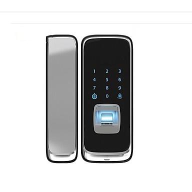 olcso Beléptető rendszerek-holishi® cink ötvözet zár / ujjlenyomat zár / intelligens zár intelligens otthoni biztonsági rendszer rfid / ujjlenyomat feloldása / jelszó feloldása irodai fa ajtó / kompozit ajtó / üvegajtó
