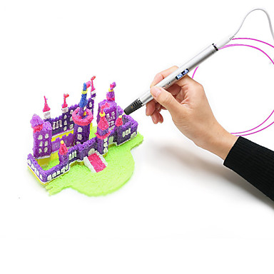 cheap 3D Printer Accessories-DEWANG D7 3D Printing Pen mm for Cultivating stereo thinking / as Children's gift