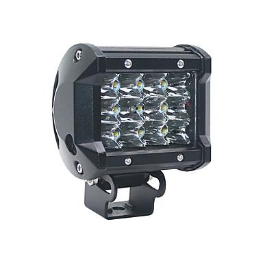 olcso HID és halogén izzók-1 db motorkerékpár / autó izzók 36 w smd 3030 6000 lm 9 led ködlámpák / nappali menetjelző lámpák / irányjelző lámpák minden évre
