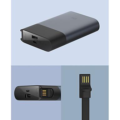 levne Dokovací stanice-Xiaomi 10000 mAh Pro Výkonná baterie Externí baterie 5/9/12 V Pro Pro Battery Charger QC 2.0