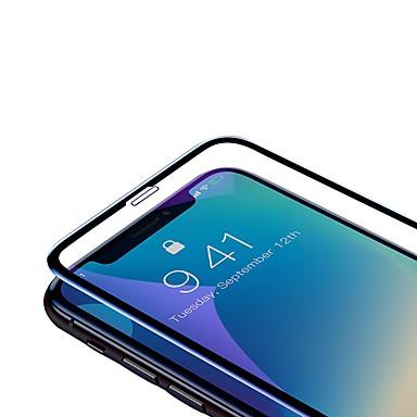 olcso iPhone XR képernyővédő fóliák-AppleScreen ProtectoriPhone XS High Definition (HD) Kijelzővédő fólia 1 db Edzett üveg