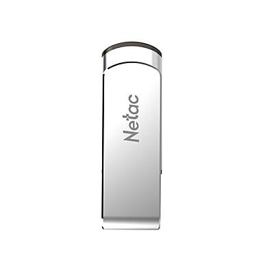 Недорогие USB флеш-накопители-Netac 128GB флешка диск USB USB 3.0 Алюминиево-магниевый сплав Форма U / Необычные / Кубический Защита от влаги / Зашифрованный / Ударопрочный U388