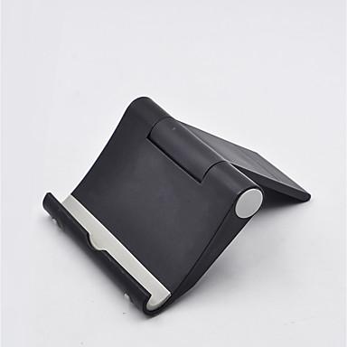 olcso iPad állványok és foglalatok-Ágy / Asztal Szerelje fel a tartóállványt Összecsukható / Állítható állvány Gravitációs típus / Állítható Gumi Tartó