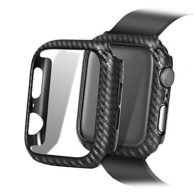 voordelige Smartwatch-accessoires-hoesje Voor Apple Apple Watch Series 4 / Apple Watch Series 4/3/2/1 / Apple Watch Series 3 Siliconen Apple