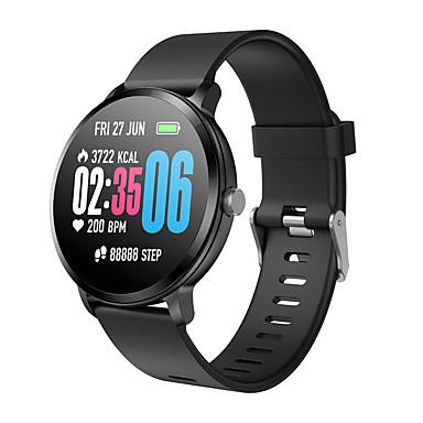 Недорогие Смарт-электроника-V11 Smart Watch BT Поддержка фитнес-трекер уведомлять / пульсометр спортивные умные часы, совместимые с iphone / Samsung / Android телефонов