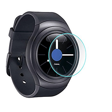 olcso Nézd Zenekarok Samsung-Képernyővédő fólia Kompatibilitás Samsung Gear S2 Edzett üveg Ultravékony 1 db