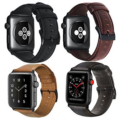 Недорогие Ремешки для Apple Watch-ремешок для часов серии apple 4/3/2/1 ремешок из кожи яблока ремешок из натуральной кожи ремешок