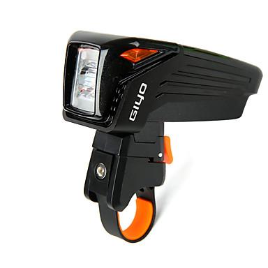 olcso Kerékpár világítás-LED Kerékpár világítás LED fény Kerékpár első lámpa Biciklis első lámpa Hegyi biciklizés Kerékpár Kerékpározás Vízálló Szuper fényes Biztonság Széles látószög Lítium akkumulátor 150 lm Beépített