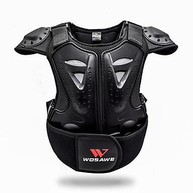 voordelige Beschermende uitrusting-WOSAWE BC205 Motor beschermende uitrusting voor Pantser Allemaal PE / EVA Voor kinderen / Schokbestendig / Kinderbescherming