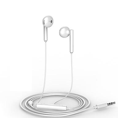 Huawei AM115 سماعة أذن سلكية سلكي الهاتف المحمول مع ميكريفون مع التحكم في مستوى الصوت