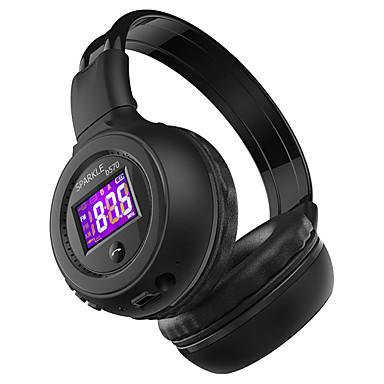 povoljno Slušalice (na uho)-ZEALOT B570 Naglavne slušalice Žičano 4.0 Sklopivo Sport és outdoor S mikrofonom S kontrolom glasnoće Putovanja i zabava