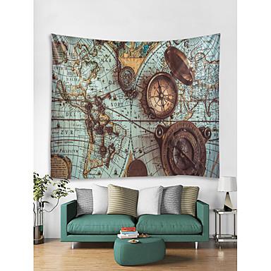 Kreativan Zid Decor 100% poliester Suvremena Wall Art, Zidne tapiserije Ukras