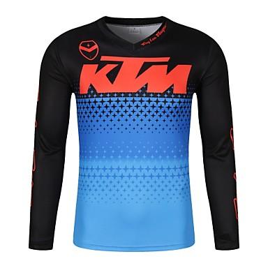 ktm moto gp team muška utrka nosi majicu za jahanje dresa