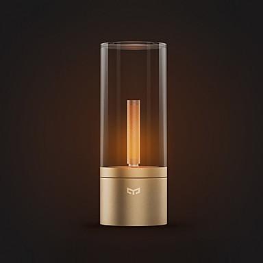 povoljno Smart Lights-YEELIGHT Smart Lights YLFW01YL za Dnevno Power light indicator / New Design / LED svjetlo Bez žice 5 V