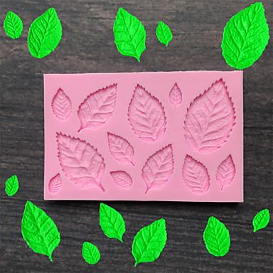 ورقة سيليكون قالب فندان العفن كعكة أدوات تزيين الشوكولاته العفن الخبز العفن