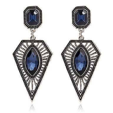 ieftine Cercei-Pentru femei Sintetic Aquamarine Cercei Picătură Stilat cercei Bijuterii Bleumarin Pentru Zilnic 1 Pair