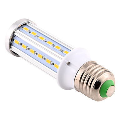 Becuri LED Corn 1000 lm E26 / E27 T 42 LED-uri de margele SMD 5730 Alb Cald Alb Rece 220-240 V