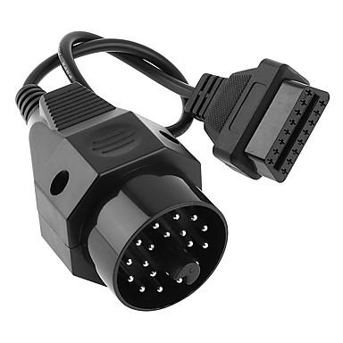 Недорогие OBD-bmw 20-контактный соединительный кабель преобразователь адаптер диагностический прибор
