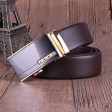 cheap Men's Accessories-Men's Basic Waist Belt - Solid Colored