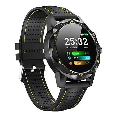 رخيصةأون ساعات ذكية-my1 ساعة ذكية bt اللياقة تعقب تعقب دعم&أمبير. رصد معدل ضربات القلب الرياضة smartwatch متوافقة هواتف سامسونج / التفاح / الروبوت