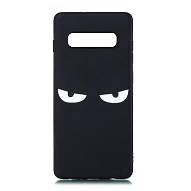 غطاء من أجل Samsung Galaxy S9 / S9 Plus / S8 Plus مثلج / نموذج غطاء خلفي قرميدة ناعم TPU