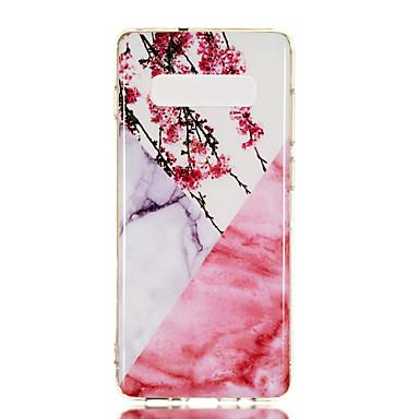 85417eb152d Funda Para Samsung Galaxy Galaxy S10 Plus / Galaxy S10 E IMD / Diseños Funda  Trasera Mármol Suave TPU para S9 / S9 Plus / S8 Plus 7215659 2019 – €4.99