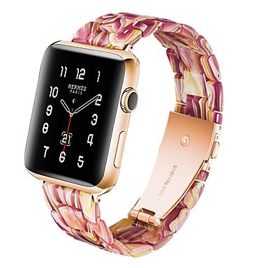 voordelige Smartwatch-accessoires-Horlogeband voor Apple Watch Series 5/4/3/2/1 Apple Klassieke gesp Silicone / Rubber Polsband