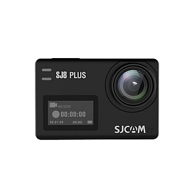 SJCAM SJCAM SJ8PLUS 2160P Mini Auto DVR 170 stupnjeva Široki kut 12 MP 2.33 inch TFT LCD monitor / Kapacitivni ekran / IPS Dash Cam s WIFI / Detekcija pokreta / Kontinuirano snimanje Ne Car Recorder
