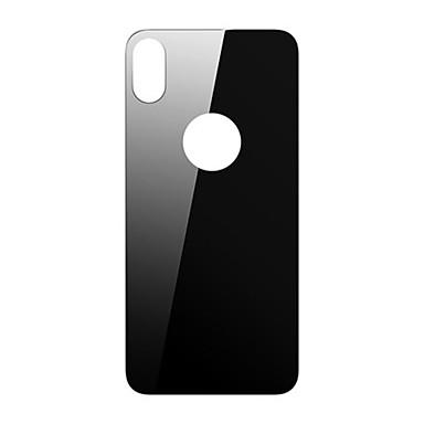 voordelige iPhone screenprotectors-AppleScreen ProtectoriPhone XS Max 9H-hardheid Achterkantbescherming 1 stuks Gehard Glas