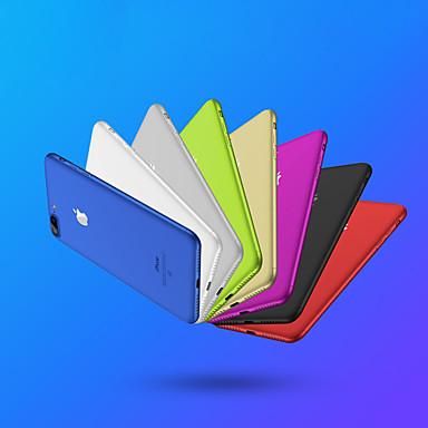 voordelige iPhone screenprotectors-Volledige behuizing screenprotector voor iPhone 6 Plus / iPhone 6 Krasbestendig / Anti-vingerafdrukken Effen Ultra dun PVC iPhone 6s Plus / 6 Plus / iPhone 6s / 6