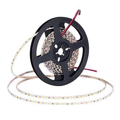 رخيصةأون شرائط ضوء مرنة LED-zdm 5mm العرض لا ماء 5 م 2835 × 600 مصلحة الارصاد الجوية المصابيح مرنة بقيادة شرائط ضوء dc12 ت