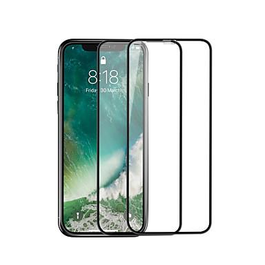 olcso iPhone XR képernyővédő fóliák-AppleScreen ProtectoriPhone XR High Definition (HD) Kijelzővédő fólia 1 db Edzett üveg