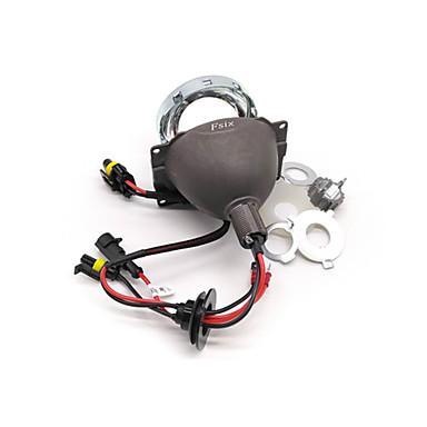 voordelige Motorverlichting-1pcs H10 / 9004 / 9007 Motor / Automatisch Lampen 35-55 W Krachtige LED 3000 lm HID Xenon Koplamp Voor Volkswagen / Toyota / Suzuki Outlander / Malibu / Mazda3 Alle jaren