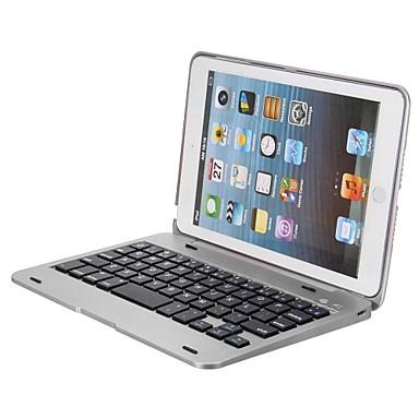 olcso iPad tokok-Bluetooth kapacitív billentyűzet Mini / kellemes mert iPad mini / iPad mini 2 / iPad mini 3 Bluetooth