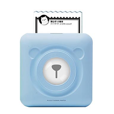 povoljno Ured i škola-JEPOD Peripage A6 USB Bluetooth Početna fotografija Termalni pisač 203 DPI