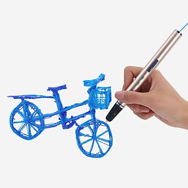 povoljno 3D pisač pribor-Factory OEM D7 3D ispisna olovka 170*40 mm Prijenosno / New Design / Cool