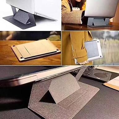 olcso iPad állványok és foglalatok-Asztal Szerelje fel a tartóállványt Összecsukható Állítható Textil Tartó