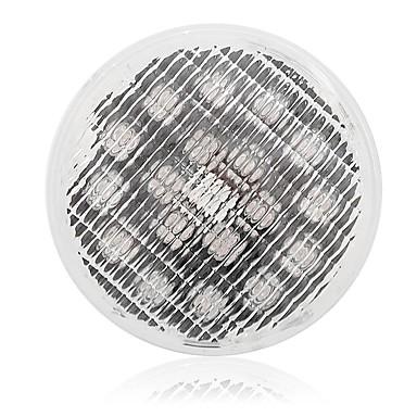 olcso Kültéri lámpa és gyertyatartók-YouOKLight 1db 18 W Vízalatti világítás Távvezérelt / Tompítható / Dekoratív RGB 24 V Úszómedence 18 LED gyöngyök