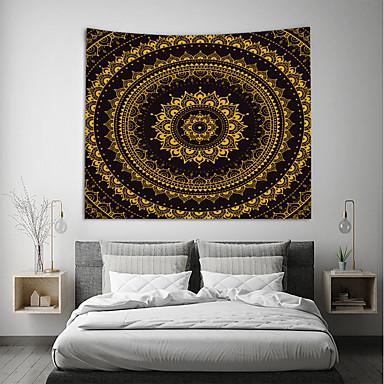 povoljno Wall Art-Bohemian Tema Zid Decor 100% poliester Klasik / Češka Wall Art, Zidne tapiserije Ukras
