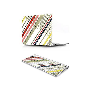 MacBook Case with Protectors Geometrijski uzorak PVC za MacBook 12'' / New MacBook Pro 15