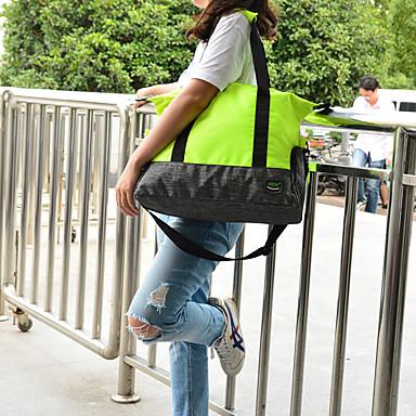 olcso Utazó bőröndök-Utazótáska / Poggyászrendező utazáshoz / Kézitáska Nagy kapacitás / Fitness, futás és jóga / Mekano Poggyász / Ruhák Műanyag Jóga / Hétköznapi / Utazás / Tartós